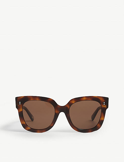 CHIMI #008 square-frame sunglasses