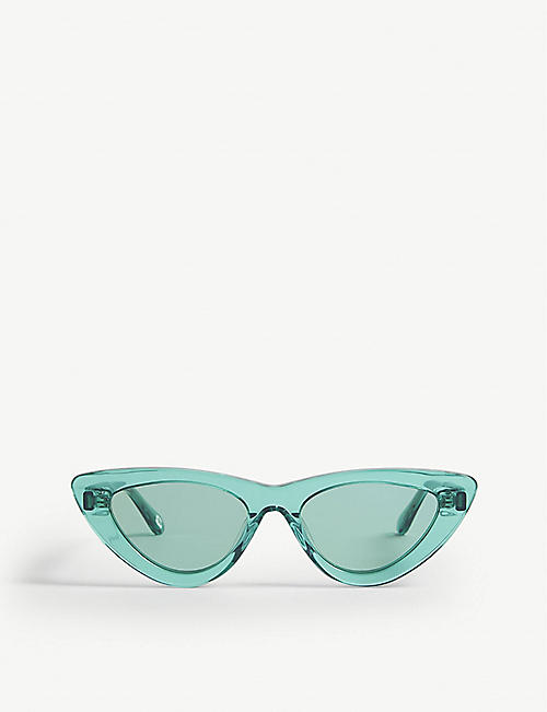 CHIMI Cat-eye sunglasses