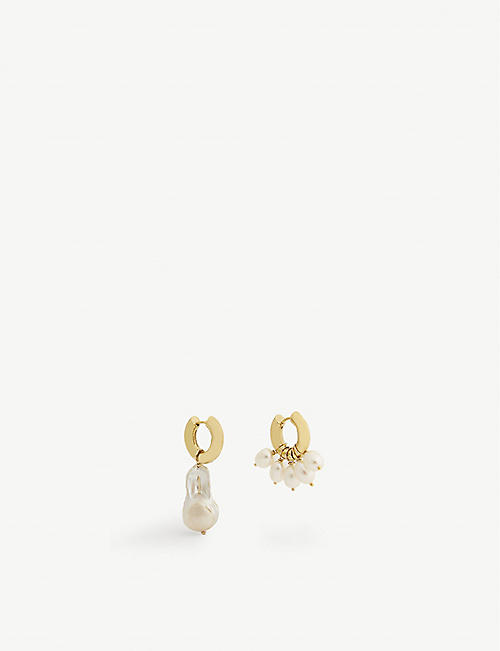 TIMELESS PEARLY Pearl earrings
