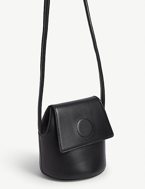 MODERN WEAVING Petite Trapeze cross-body bag