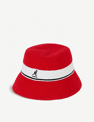 KANGOL Bermuda Stripe bucket hat
