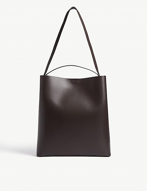 AESTHER EKME Sac leather shoulder bag