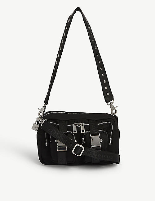 NUNOO Ellie scuba cross-body bag
