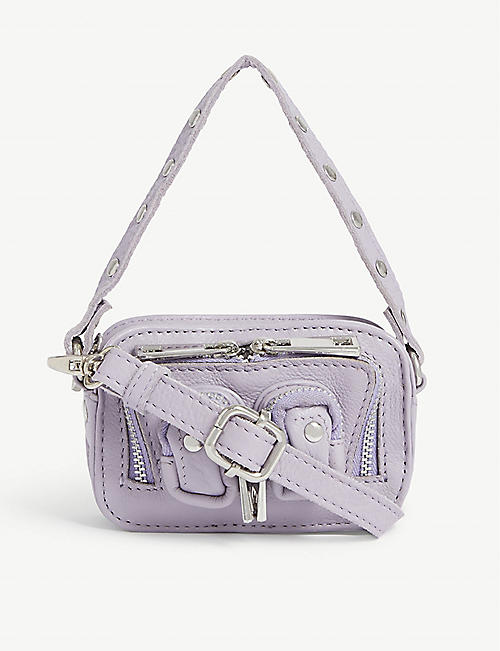 NUNOO Mini Molly leather shoulder bag