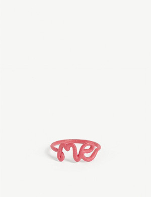 ZOE SHERWOOD Me nylon ring