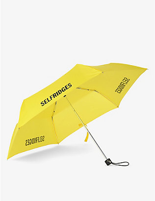 FULTON: Selfridges super slim umbrella