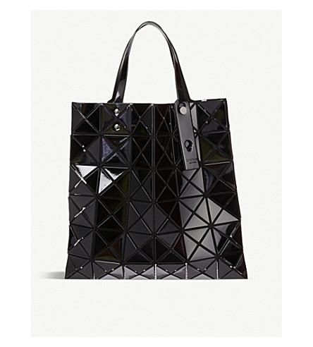 ... BAO BAO ISSEY MIYAKE Prism small tote (Black. PreviousNext b6f07f7ad0384