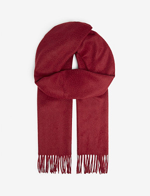 JOHNSTONS Classic cashmere scarf