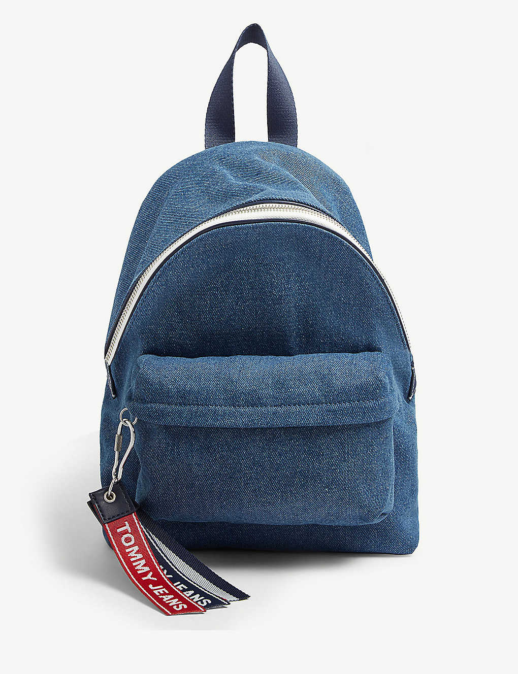 55d7dacc932307 TOMMY JEANS - TJ small logo tape backpack