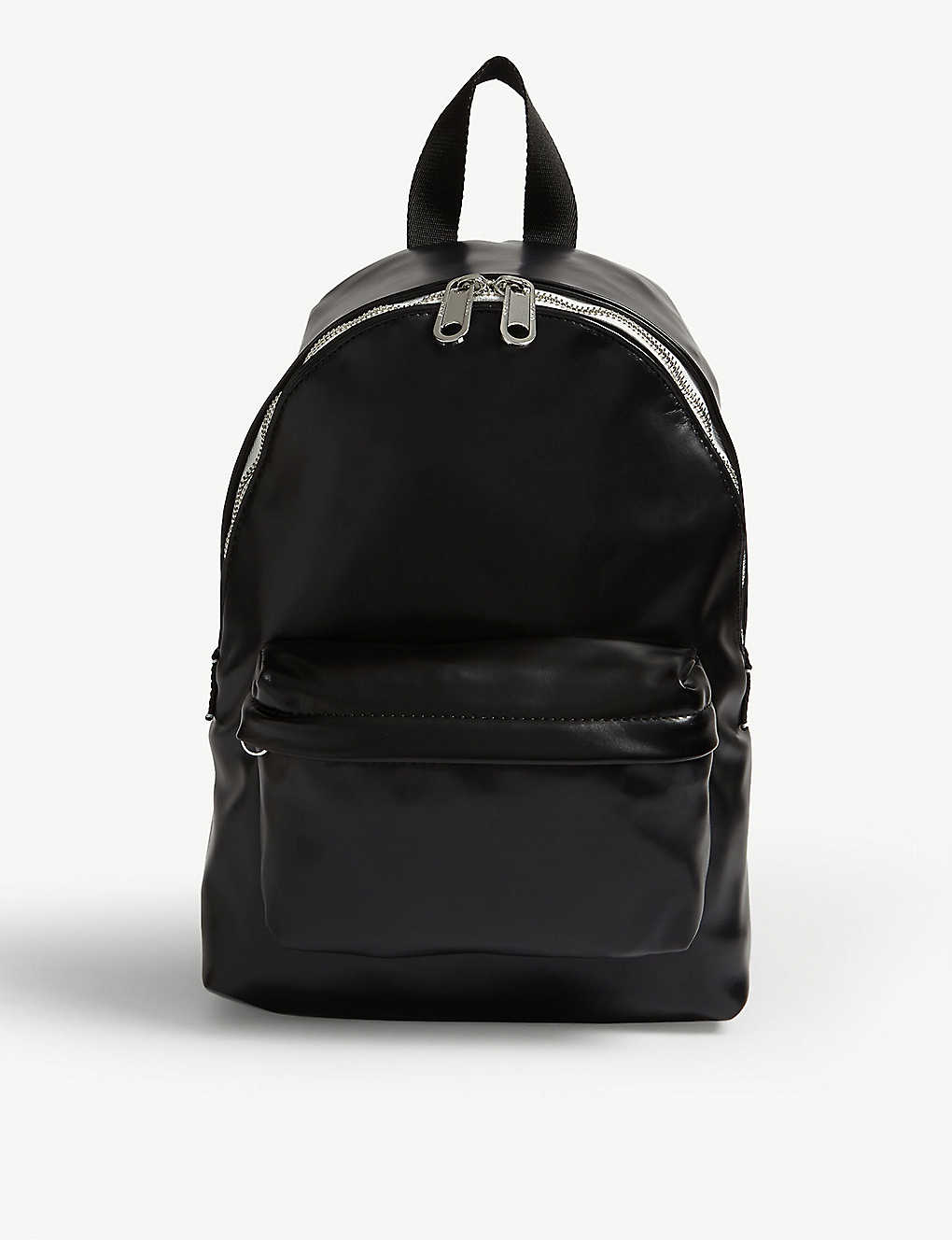 5ab092f7 TOMMY JEANS - Logo tape faux-leather backpack | Selfridges.com