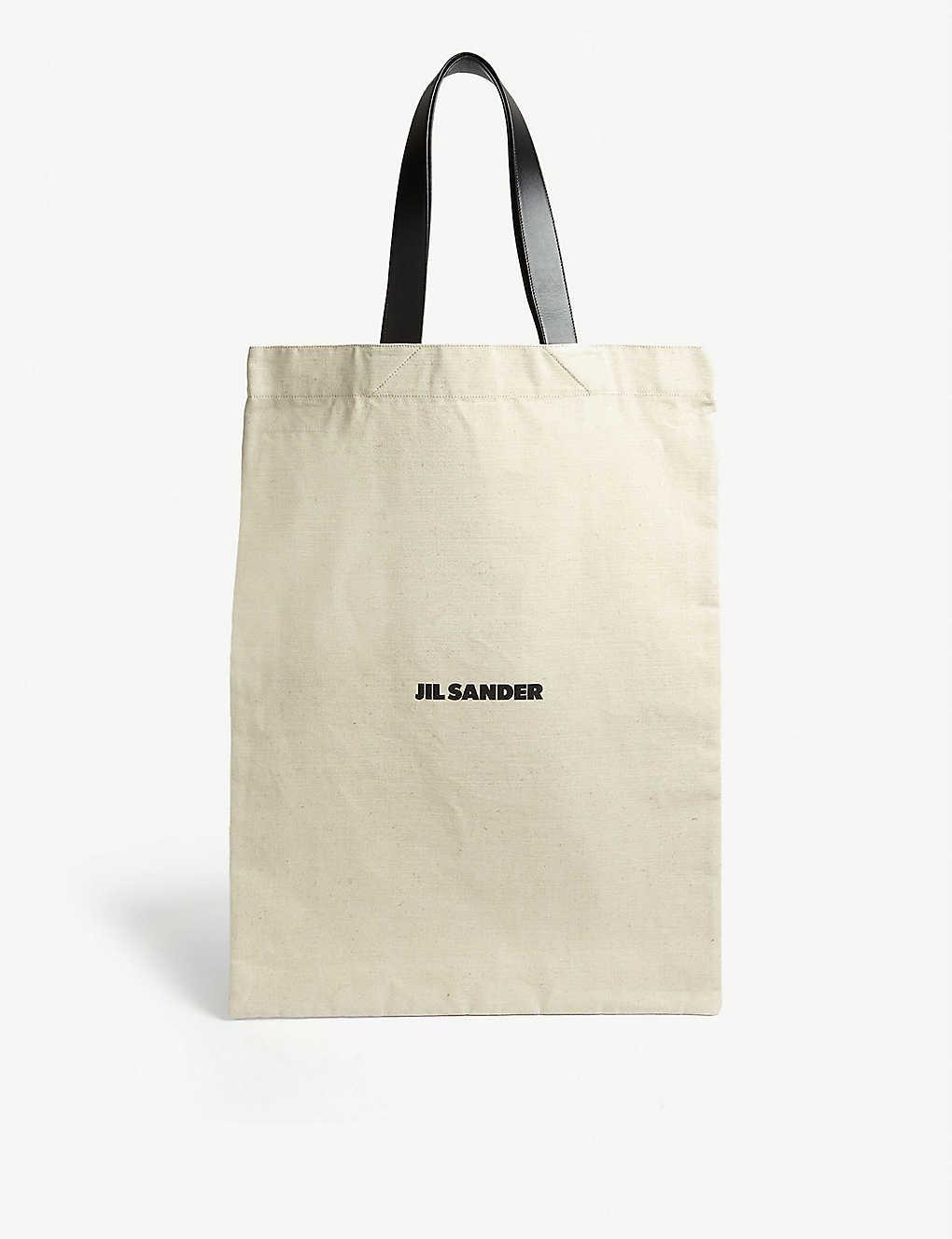 Bag Jil Jil Sander Oversized Jil Sander Oversized Sander Tote Bag Oversized Tote v8mNn0Ow