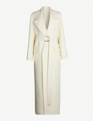 THE ROW Newen wool-blend coat