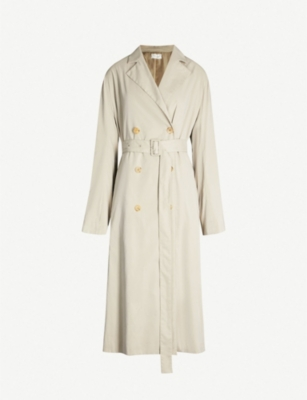 THE ROW Norza woven coat