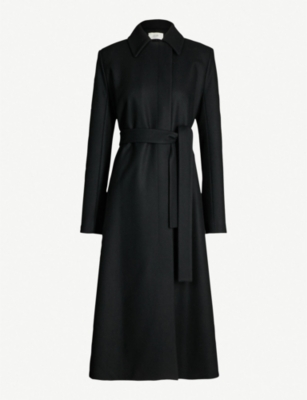 THE ROW Toomana wool-blend coat