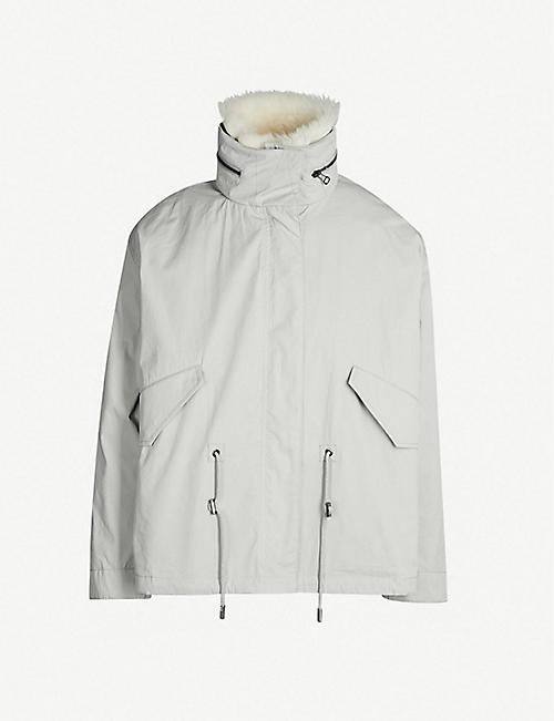 f121c46d0944 Faux fur   shearling - Coats - Coats   jackets - Clothing - Womens ...
