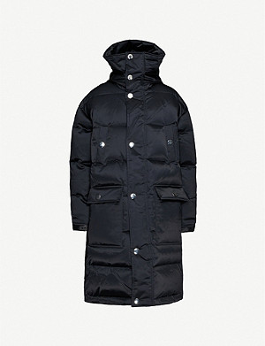 NIKE Nike x Matthew M Williams padded shell-down coat