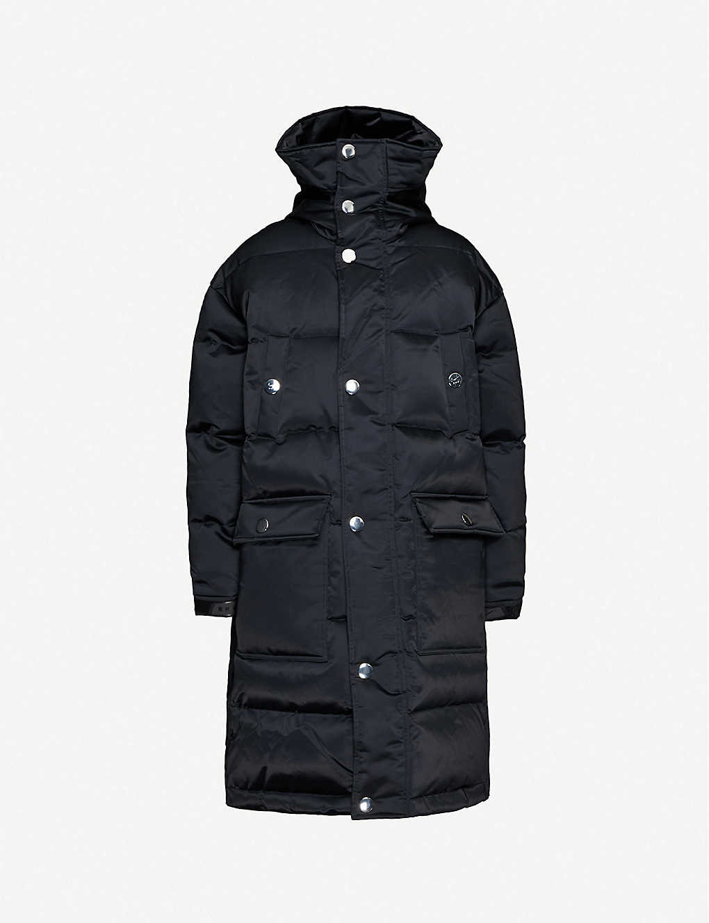 NIKE: Nike x Matthew M Williams padded shell-down coat