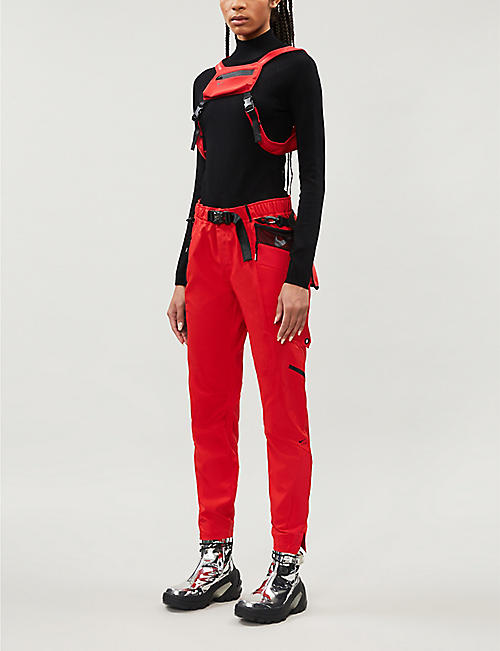 NIKE Nike x Matthew M Williams branded shell jogging bottoms