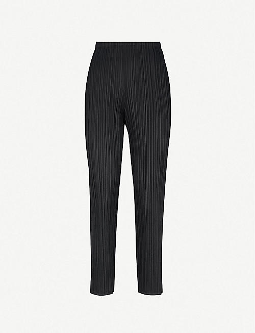 deee6af1256a PLEATS PLEASE ISSEY MIYAKE - Trousers - Clothing - Womens ...
