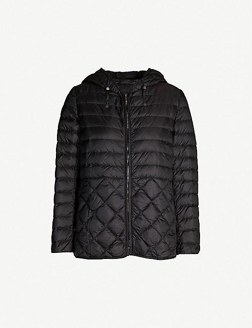bcb1579d98247 MAX MARA CUBE Etres padded shell jacket