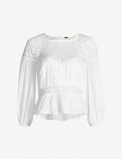 76a3a5deb91ba9 Tops - Clothing - Womens - Selfridges   Shop Online