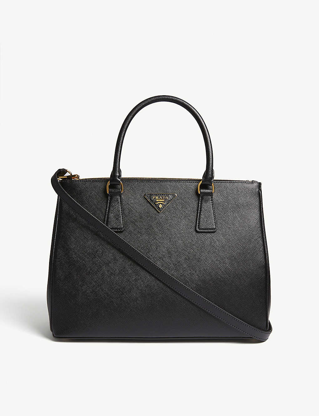 271231fb4dc0 PRADA - Galleria Saffiano large leather tote | Selfridges.com