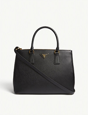 PRADA Galleria Saffiano large leather tote