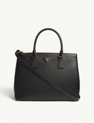 f3b6e697bd1e80 PRADA - Galleria Saffiano large leather tote | Selfridges.com