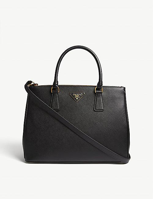 519d84848f PRADA - Galleria Saffiano large leather tote