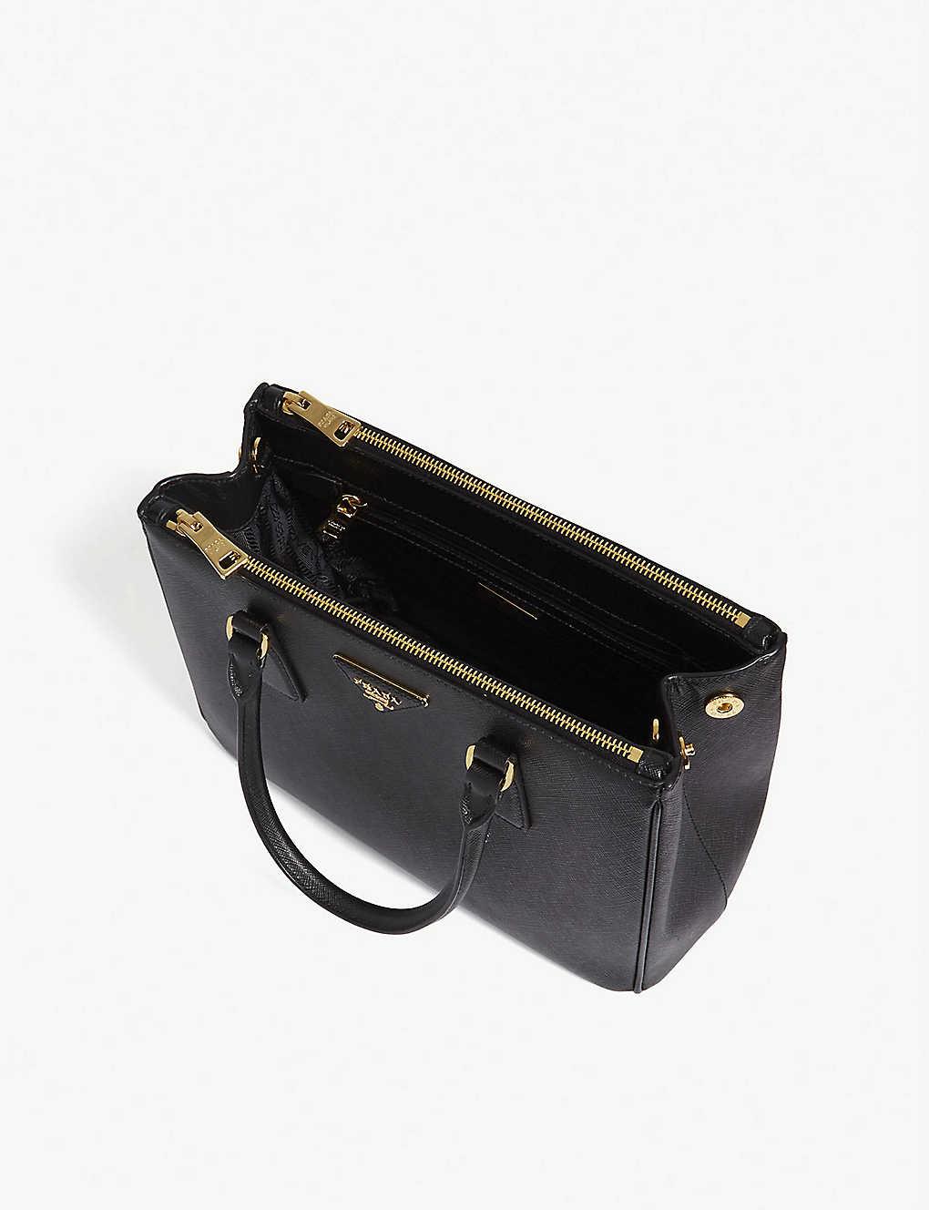 d3aab9c40339f4 PRADA - Galleria medium leather tote | Selfridges.com