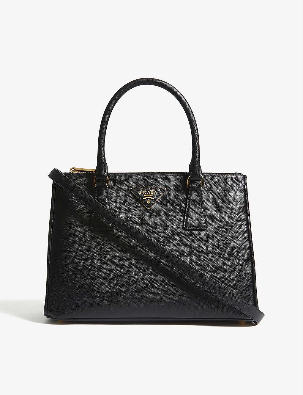 82c8a36e29 PRADA - Galleria medium leather tote | Selfridges.com