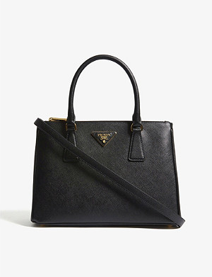 PRADA Galleria medium leather tote