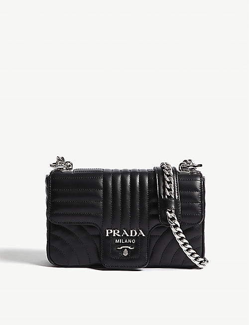 PRADA - Cross body bags - Womens - Bags - Selfridges  45d8d2d781cdd