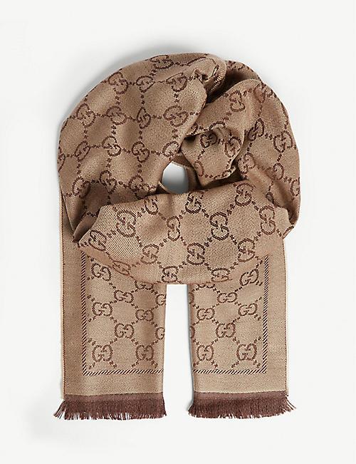 922f63a5921a9 All scarves - Scarves - Accessories - Womens - Selfridges | Shop Online
