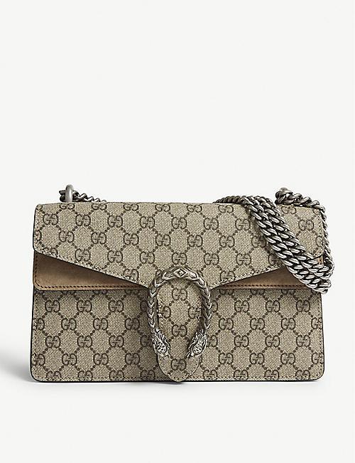 ca3bd76803 GUCCI - Dionysus shoulder bag | Selfridges.com