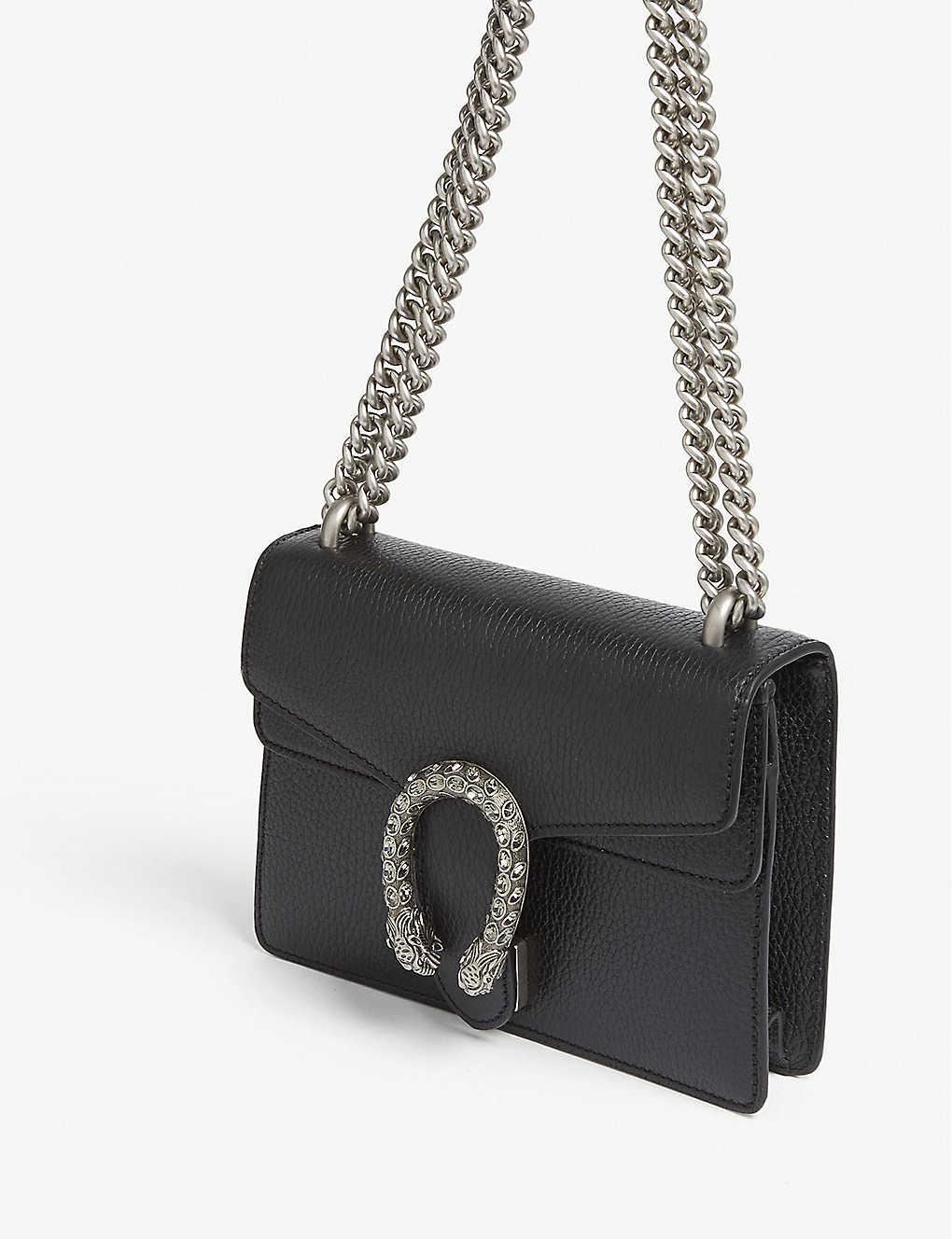 cf7a9171169c GUCCI - Dionysus mini shoulder bag | Selfridges.com