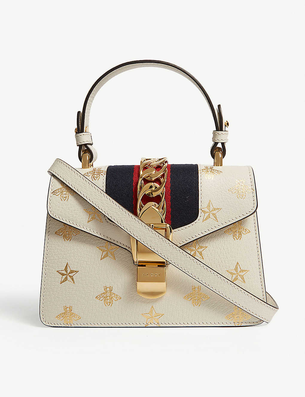78736213877a GUCCI - Sylvie handbag | Selfridges.com