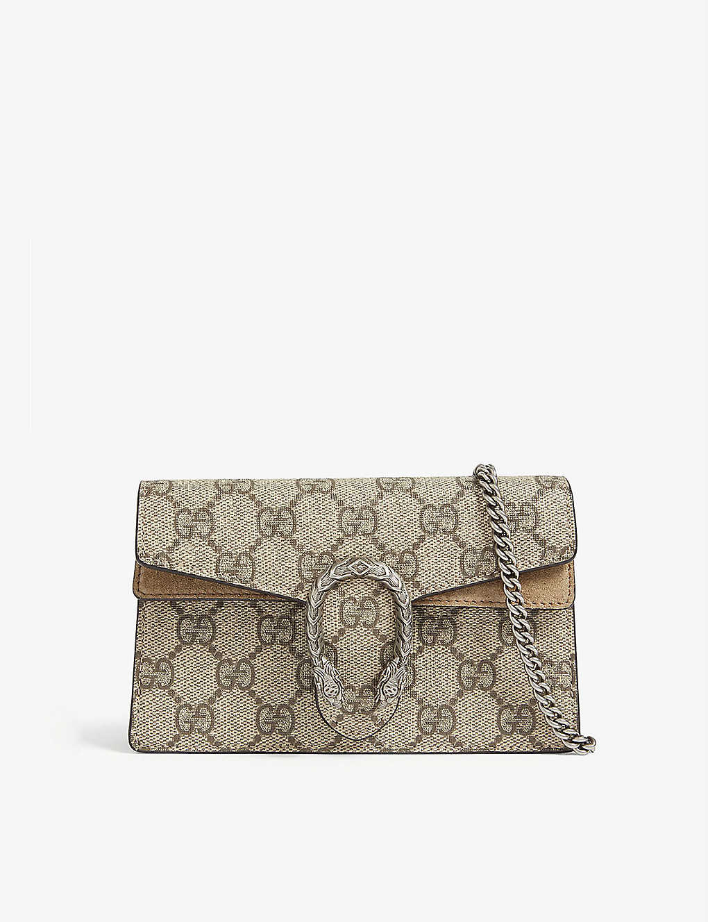 dec452171c2 GUCCI - GG Supreme Dionysus super mini shoulder bag | Selfridges.com