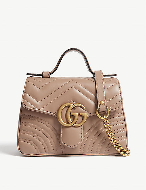 1a901307682a GUCCI Mini Marmont shoulder bag. GUCCI Mini Marmont shoulder bag. Quick Shop