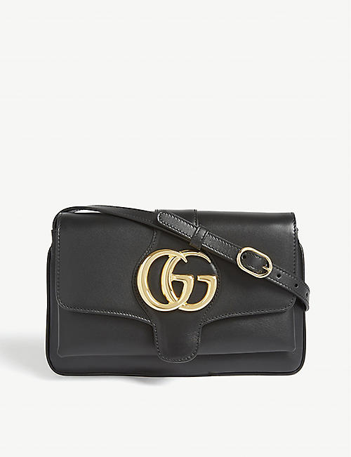 2343de36522 GUCCI Arli small leather shoulder bag