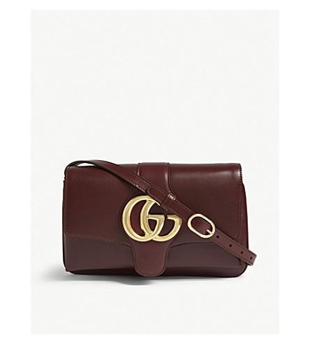 d2b87e9cfeae GUCCI - Arli leather small shoulder bag | Selfridges.com
