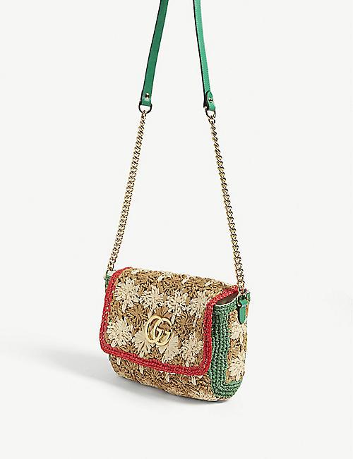 6d07e7db02d9 Gucci Bags - Cross body bags, Marmont & more   Selfridges