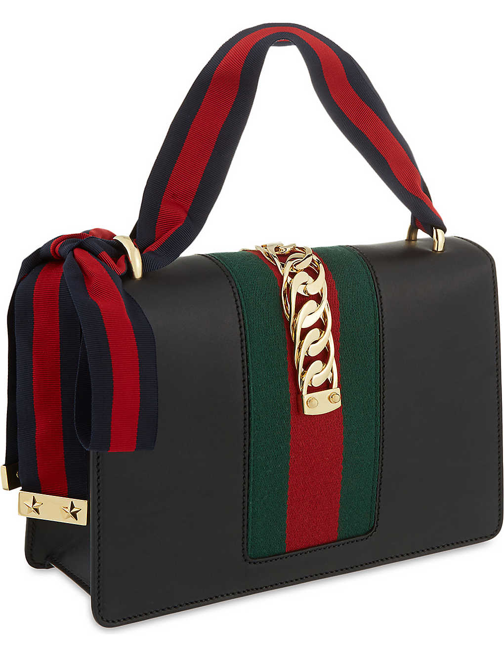 c7a3c00cbb7 GUCCI - Sylvie leather shoulder bag