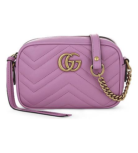 ec8dd5bd6501e7 Gucci Marmont Bag Mini Selfridges | Stanford Center for Opportunity ...