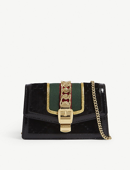 SAINT LAURENT Monogram medium leather shoulder bag £1 c2499e064be4c