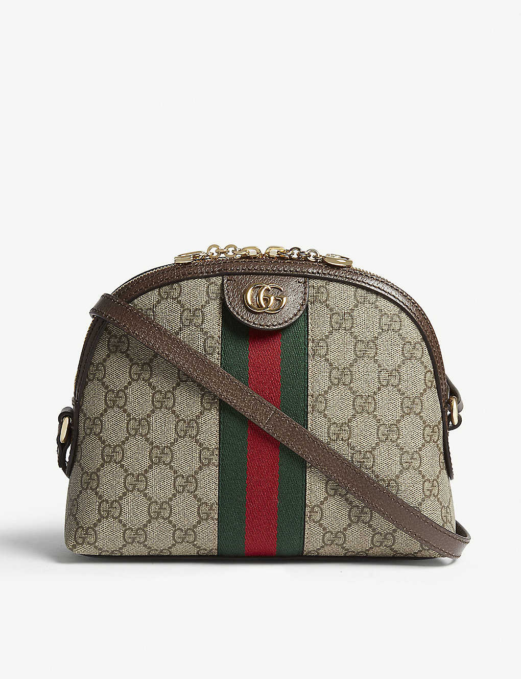 b8a69bf59 GUCCI - Ophidia GG Supreme small shoulder bag | Selfridges.com