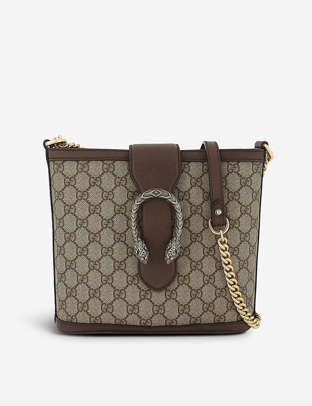 0354b683d62 GUCCI - Dionysus GG Supreme bucket bag