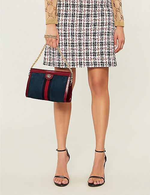 e53ddd8f18a93a Gucci Bags - Cross body bags, Marmont & more | Selfridges