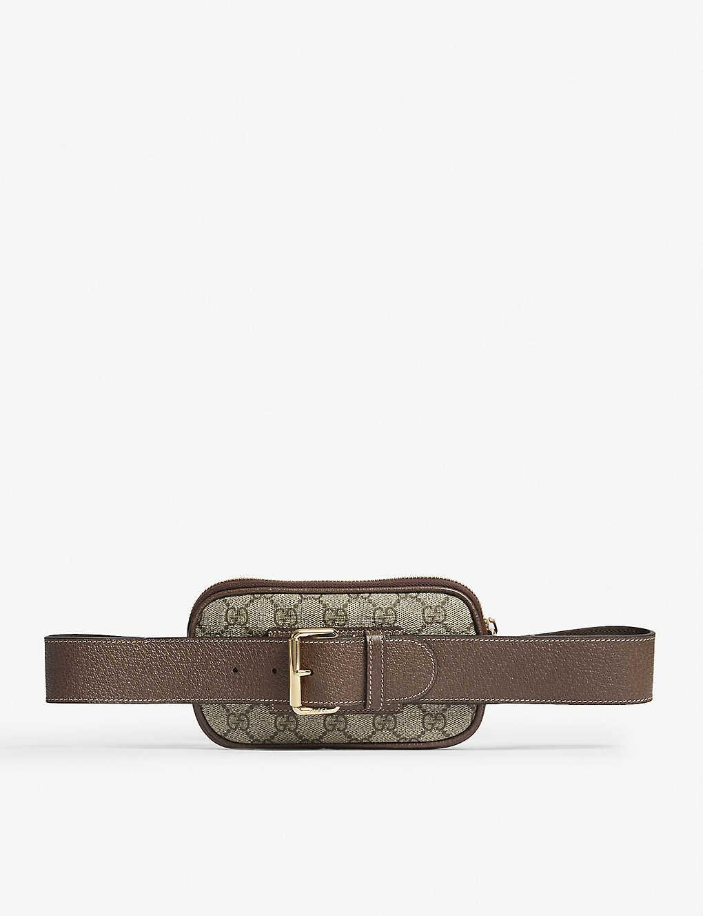 21592cc8654 GUCCI - Ophidia mini GG Supreme belt bag