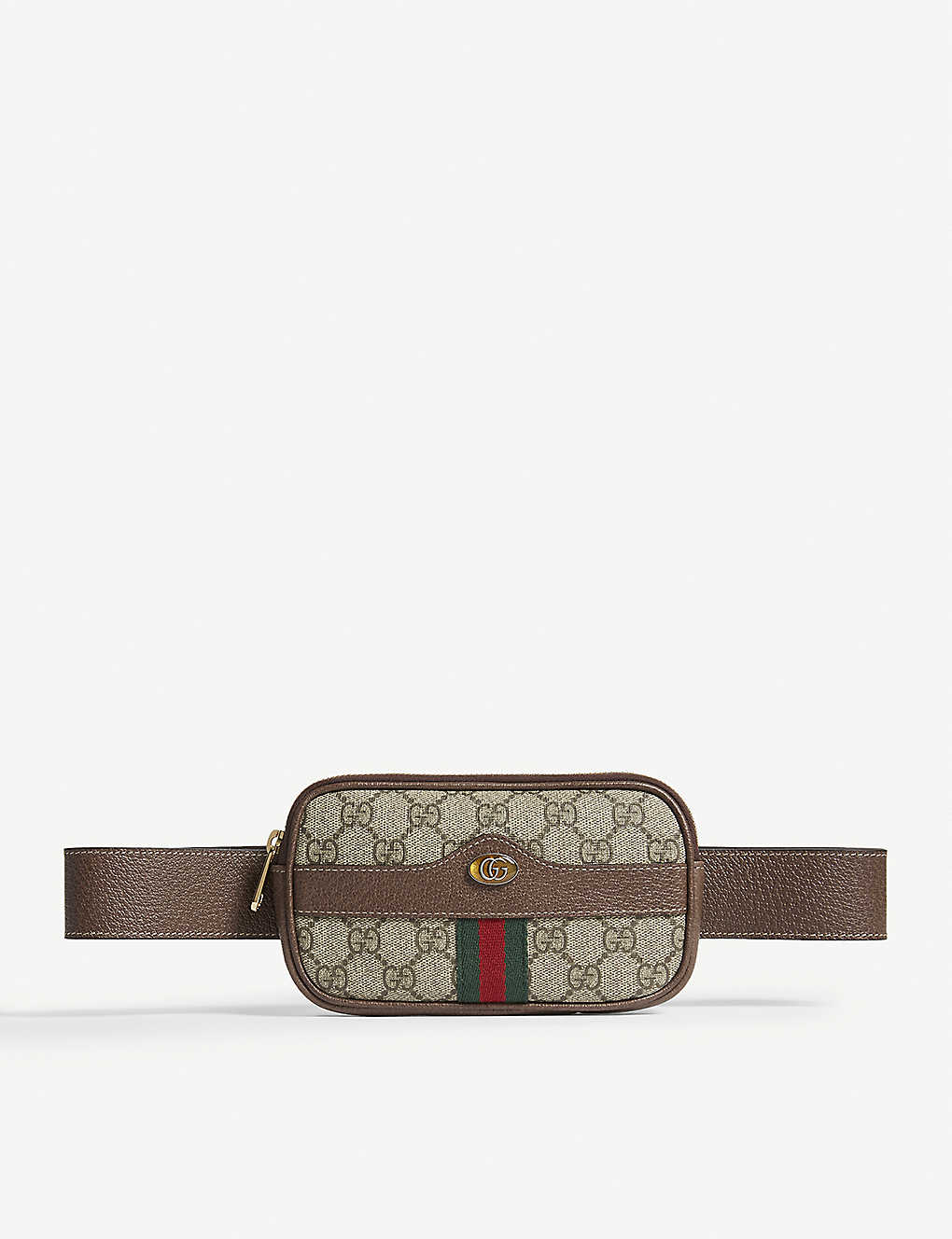 5b8050be488a GUCCI - Ophidia mini GG Supreme belt bag | Selfridges.com